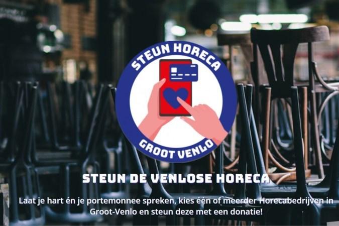 Actie voor horeca in Venlo levert 83.000 euro op