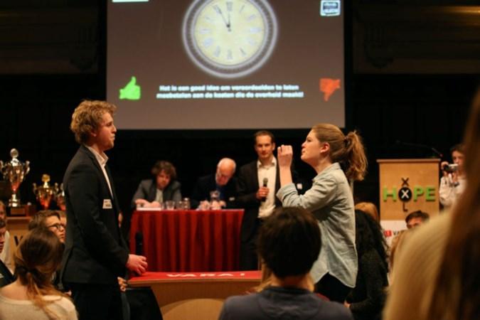 Limburgse voorrondes tv-programma 'Op weg naar het Lagerhuis' van start