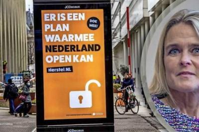 Herstel-NL: 'Den Haag pushte ons om campagne te staken'
