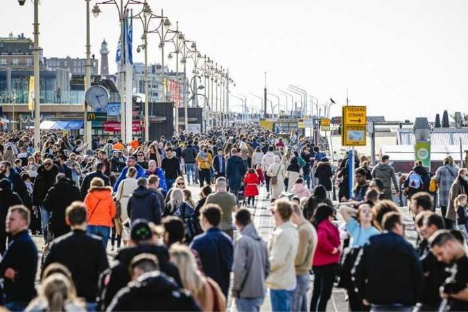 Kijken naar België: 'Winkels open, minder besmettingen'