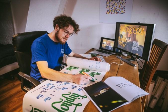 Grafisch vormgever Livay (24) uit Geleen lanceert eigen hiphopmagazine: 'Deze muziekscène neemt een vlucht in Limburg'