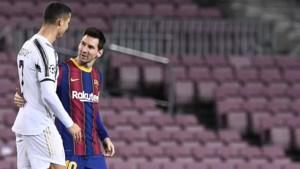 Nee, er bestaan geen troonopvolgers voor Messi en Ronaldo