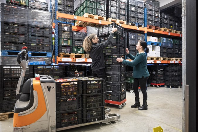 Schaamte onder groeiend aantal mensen dat beroep doet op voedselbank