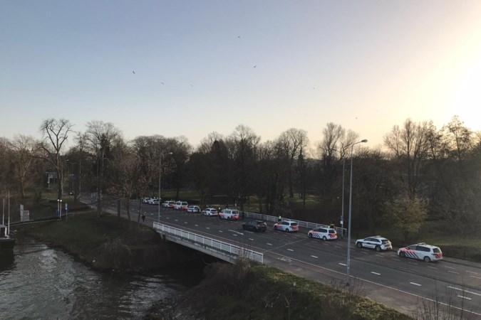 Meerdere plekken in Maastricht ontruimd: honderden mensen op de been vanwege lenteweer