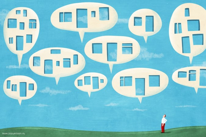 'Het gezever rond de woningmarkt is niet van de lucht, maar leveren doet niemand'