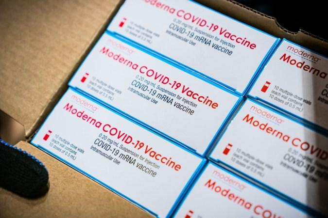 Moderna heeft coronavaccin aangepast op Zuid-Afrikaanse variant