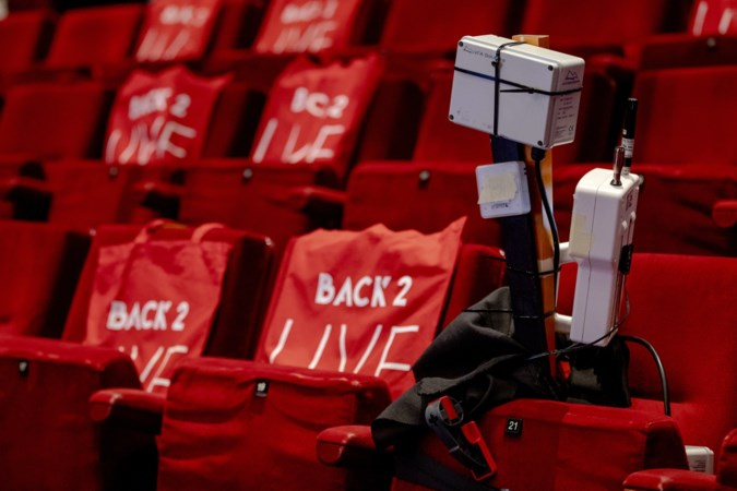 Back to Live-evenementen binnen twintig minuten uitverkocht