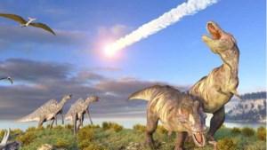 Wetenschap bevestigt: Asteroïde was oorzaak uitsterven dinosaurus