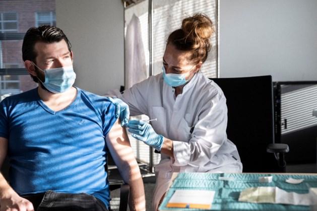 Eerste 150 medewerkers van Zuyderland GGz gevaccineerd met het Covid-19-vaccin