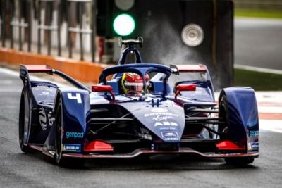 Robin Frijns bij start Formule E-seizoen: We hebben niet de snelste auto