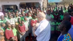 Vastenacties Kerkrade helpen kinderen naar school in Kenia
