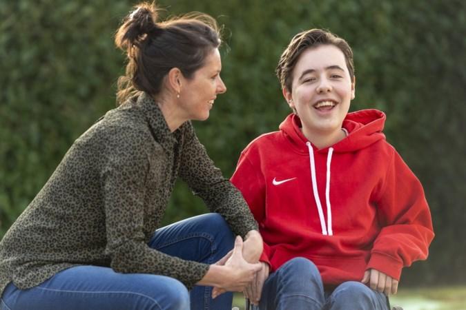Volle spierkracht vooruit, voor Hidde (14) met zeldzame ziekte
