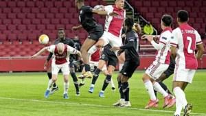 Ajax in volgende ronde Europa League tegen Young Boys
