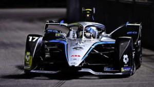Pechvogel Robin Frijns ziet Nyck de Vries eerste Formule E-race winnen