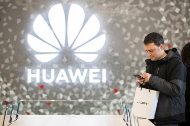 'Chinees Huawei werkt aan eigen e-auto'