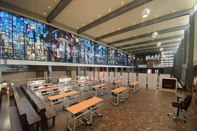 Franciscus Huis in Weert ingericht als extra schoollocatie voor leerlingen van Philips van Horne