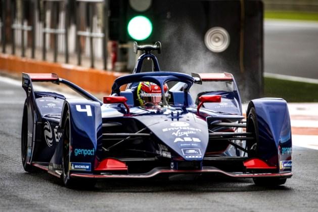 Robin Frijns tweede in Formule E-Prix van Diriyah