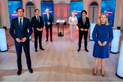 Wilders tegen de rest bij eerste grote verkiezingsdebat
