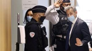 Celstraf ex-president Sarkozy van Frankrijk wegens corruptie