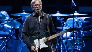 Concert Eric Clapton in Ziggo Dome opnieuw jaar uitgesteld