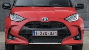 De Toyota Yaris is de Auto van het Jaar 2021