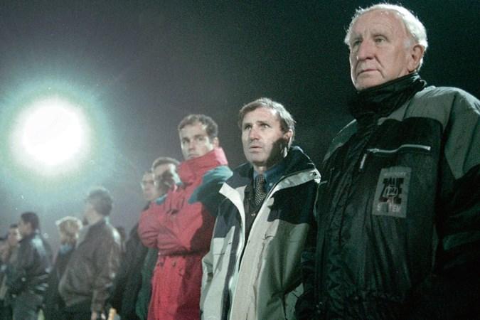 Broers Franck met de voetbalgenen van de Vrösch-familie