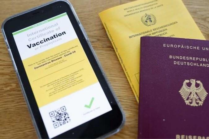 Haast met Europees digitaal vaccinatiebewijs