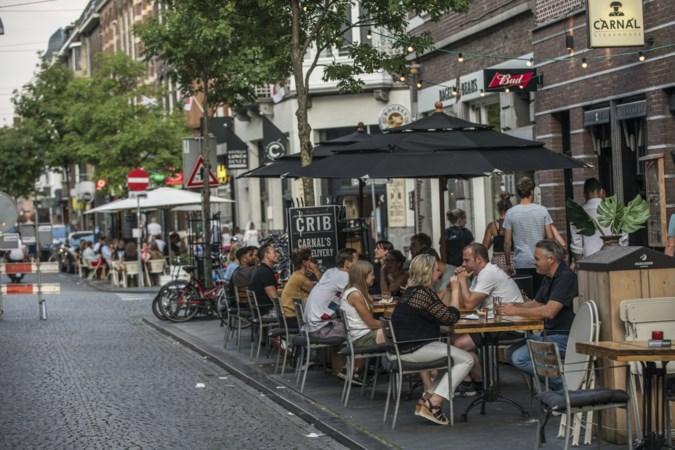 Grotere terrassen in Maastricht zodra lockdown eindigt