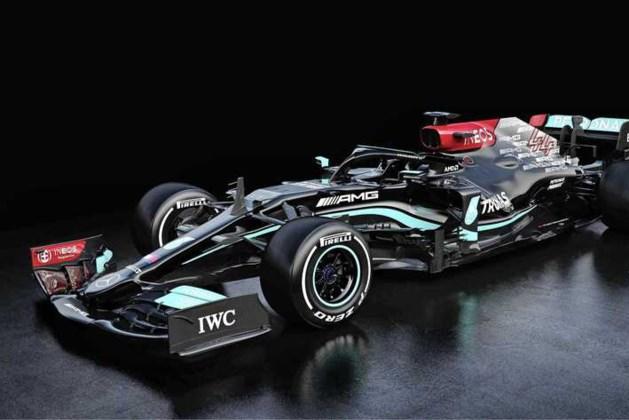 Formule 1-team Mercedes opnieuw in het zwart