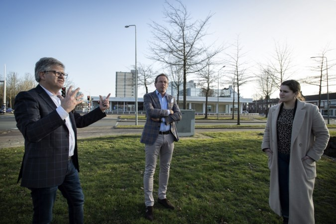 Poort van Heerlen: plan voor woningen met horeca en supermarkt als nieuwe stadsentree van Heerlen