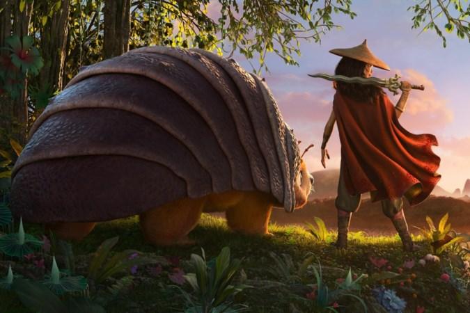 Disney-film 'Raya & The Last Dragon': het kwaad verslaan met superkracht en een grappig draakje