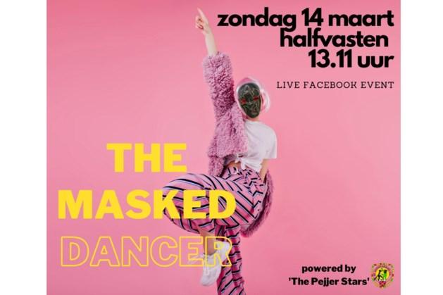 The Pejjer Stars maken eigen productie van 'The Masked Dancer'