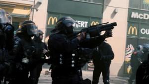 Documentaire over de rellen in Frankrijk: oorlog op de Champs-Élysées
