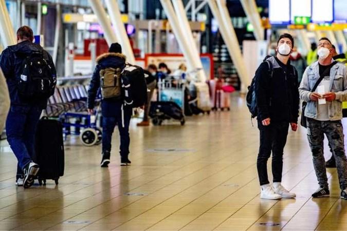 Verbod op vluchten uit risicogebieden verlengd tot 1 april