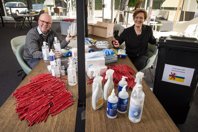 Roermonds bedrijf levert honderdduizenden rode potloden voor de verkiezingen
