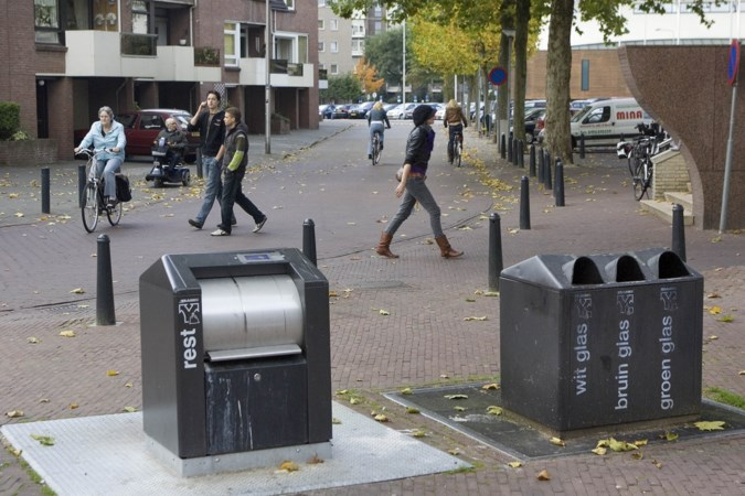 Heerlenaren riskeren boetes tot 226 euro voor dumpen van afval naast containers