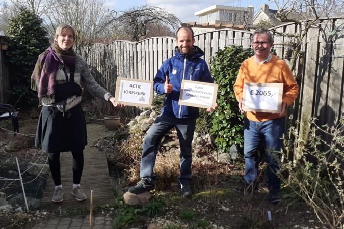 Venlose Joriskerk zamelt 2000 euro in voor daklozenopvang Emmaus Feniks