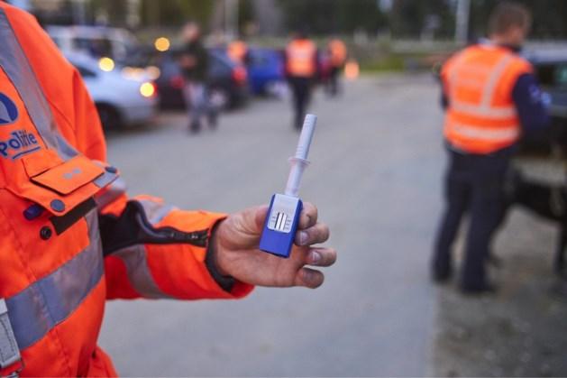 Man (43) uit Den Bosch vlucht voor controle in Maaseik, wordt gepakt en blijkt onder invloed