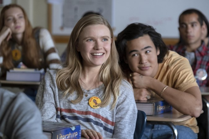 Recensie Netflix-film 'Moxie': scholieren pikken ongelijkheid niet langer