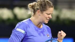 Tennisster Clijsters keert in Miami terug op de baan