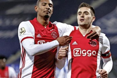 Ajax bereikt bekerfinale na overtuigende winst op Heerenveen