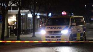 Arrestant steekpartij Zweden verdacht van pogingen tot moord