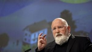 Natuurmonumenten kiest Frans Timmermans als Groenste Politicus