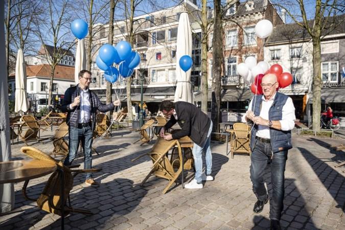 Horeca Roermond: geen belasting voor terrassen en uitstallingen