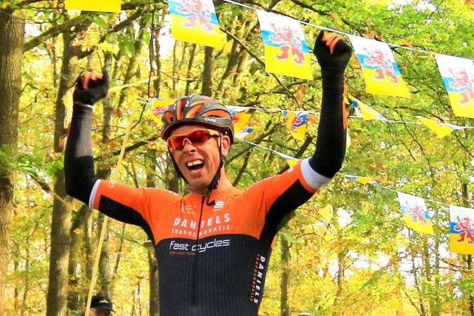 Meervoudig kampioen Daan Bongers: 'Noord-Limburg heeft het mooiste mountainbikegebied van Nederland'