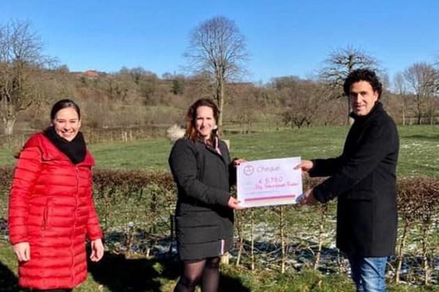 Ladies Circle Parkstad haalt 6760 op voor Stichting Steunfonds Radar