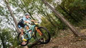 NK mountainbike wederom in Sittard; Brentjens vernieuwt parcours
