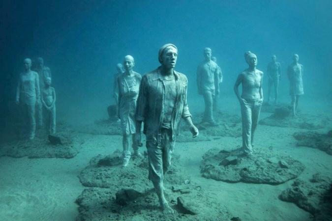Nu reizen niet kan, dromen we van de mooiste plekken ter wereld: onderwatergeheimen