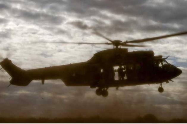 Zeker elf militairen omgekomen bij crash Turkse helikopter