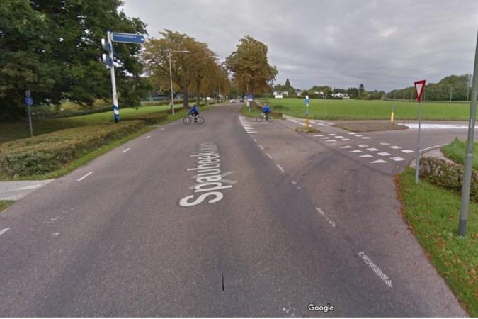 Raadslid wil snel verkeersmaatregelen in Geleense Spaubeeklaan, vooral bij oversteek naar Sweikhuizen